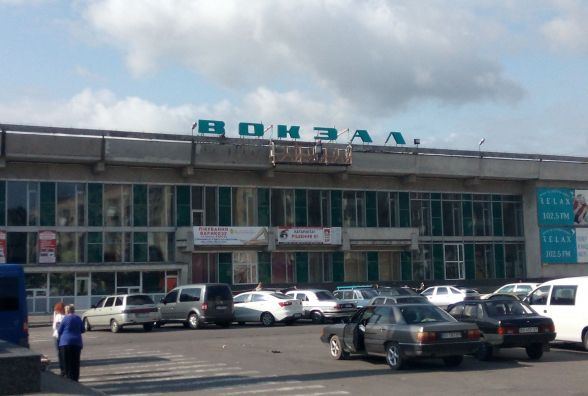 Ремонт залізничного вокзалу у Хмельницькому затягується
