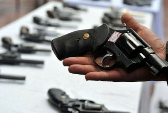 Хмельничани можуть уникнути покарання за незаконне зберігання зброї