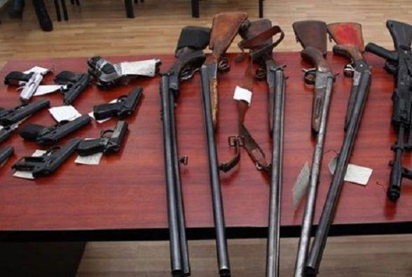 Місячник добровільної здачі зброї стартує 1 жовтня