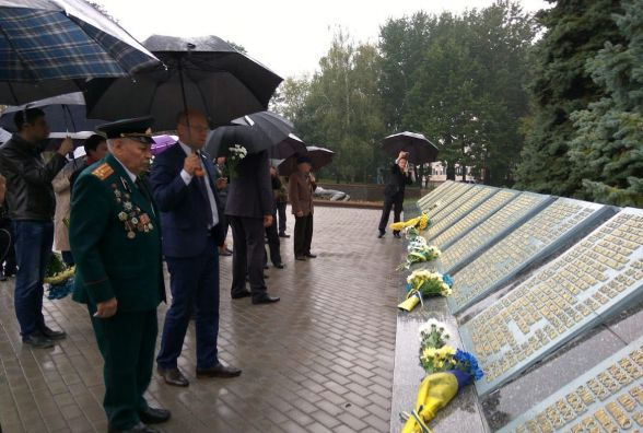 Хмельничани ушанували пам'ять героїв з нагоди Дня партизанської слави