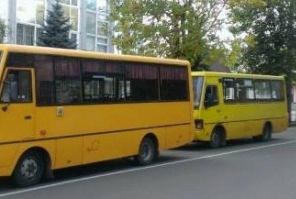 У мерії просять розв'язати проблему із маршрутками в Дубово