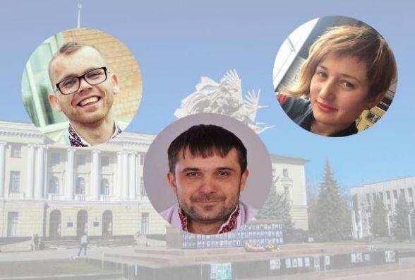 Волонтери розповіли, яким бачать розвиток Хмельницького