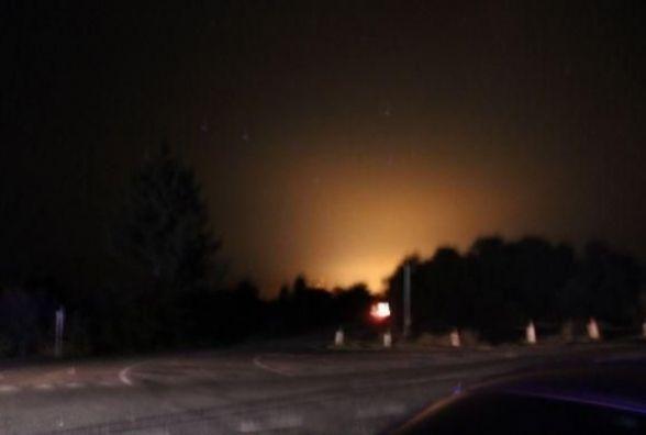 Вибухи під Вінницею: хмельницькі поліцейські поїхали охороняти майно евакуйованих