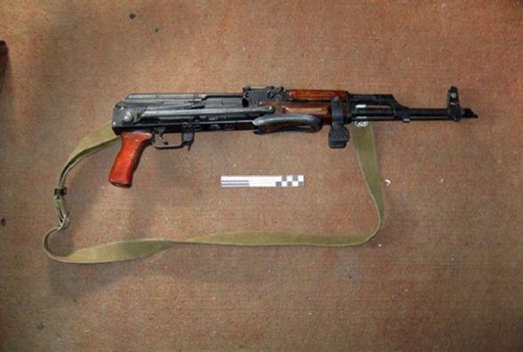 На  Ярмолинеччині у чоловіка виявили незаконну зброю