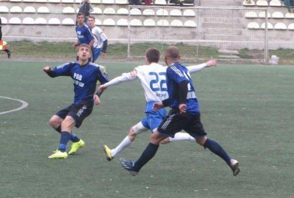 Чемпіонат Хмельниччини з футболу: чемпіон програє в Білогір'ї