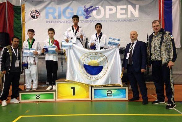 Юні хмельничани стали призерами міжнародного турніру з тхеквондо