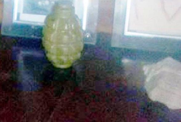 У Славуті поліція виїхала на сімейні розбірки, а знайшла бойову гранату