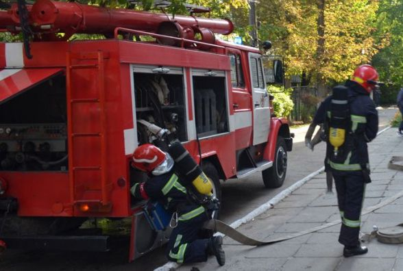 У Славуті жінка згоріла у власній квартирі