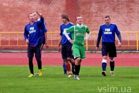 Перша футбольна ліга: чемпіон Хмельниччини програє і вилітає
