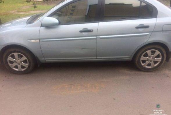 Поліція розшукує водія ВMW, який втік з місця дорожньо-транспортної пригоди