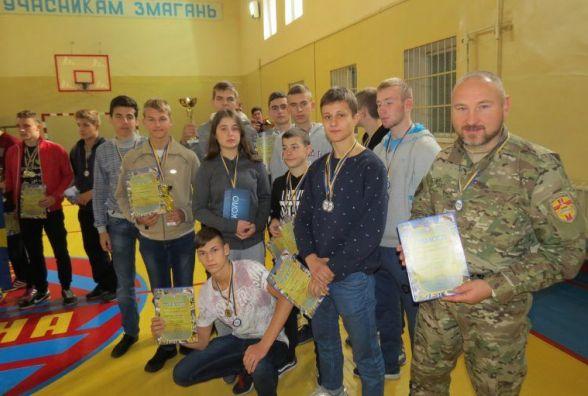 Юні хмельничани здобули перемогу на Всеукраїнському п'ятиборстві