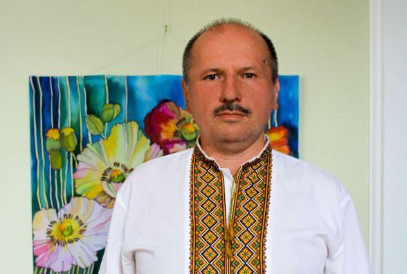 Хмельничан запрошують на авторський вечір поета Володимира Олійника