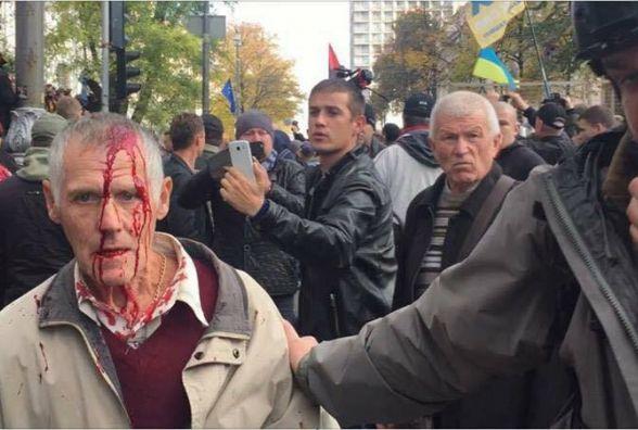Що відбувається в Києві і як підтримують мітинг хмельничани