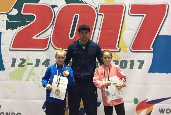 Хмельничани показали високі результати на чемпіонаті України з тхеквондо