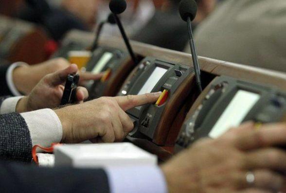 Медична реформа: як голосували депутати від Хмельниччини