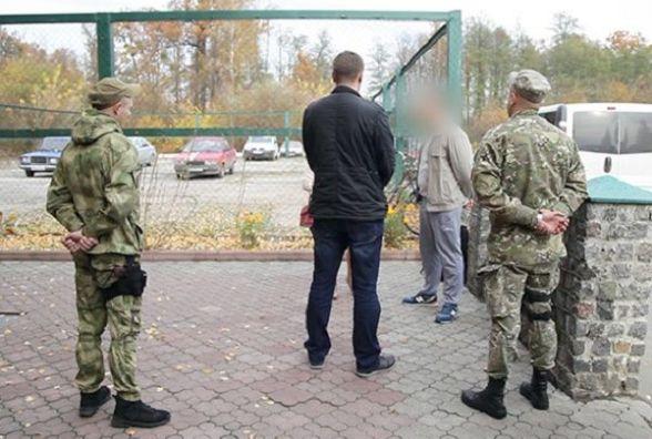 З початку року на Хмельниччині виявили 157 мігрантів-нелегалів