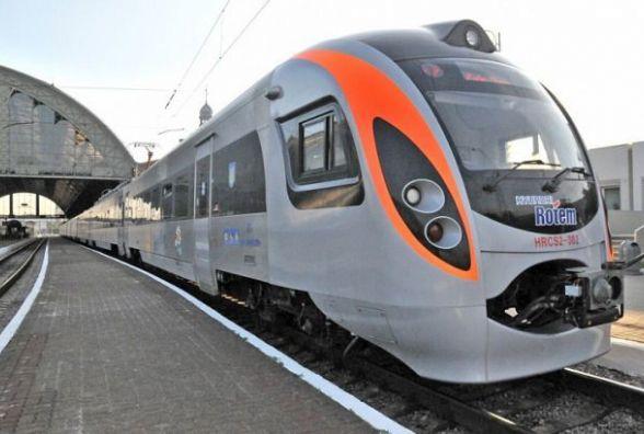 Через Хмельницький пустять новий швидкісний поїзд
