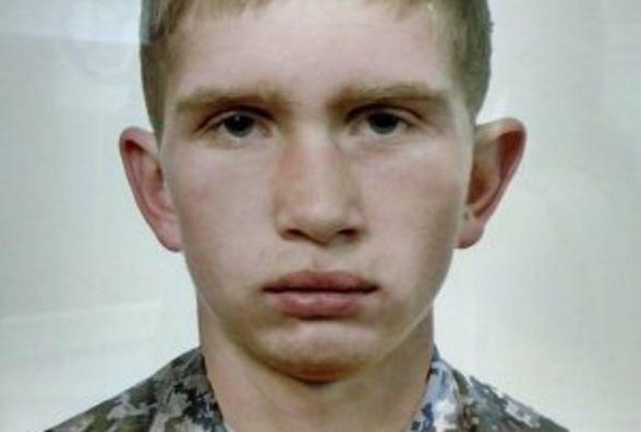 Завтра у Новоушицькому районі прощатимуться із 19-річним військовим, загиблим у зоні АТО
