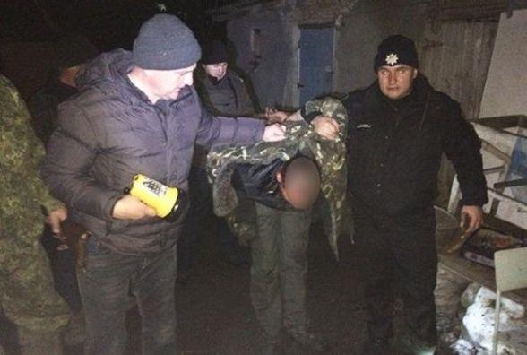 39-річний чоловік, погрожуючи рушницею,  тримав у страху все село на Теофіпольщині