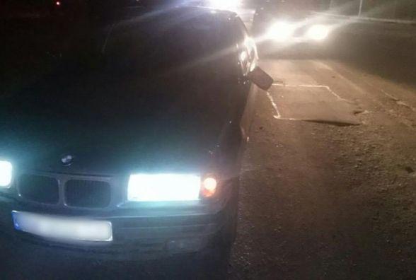 На Трудовій BMW збив 61-річну жінку