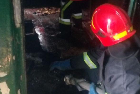 Будинок у Деражнянському районі гасили усім селом. У полум'ї знайшли тіло господаря