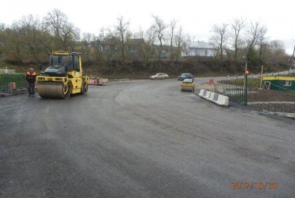 Водії, приймайте роботи! У Дунаєвецькому районі відремонтували міст за 1,2 мільйона гривень