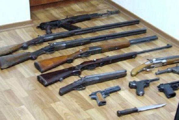 Місячник добровільної здачі зброї на Хмельниччині завершився: отримані результати