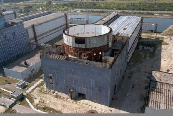 """Четвертий енергоблок ХАЕС добудують за """"китайські"""" гроші"""