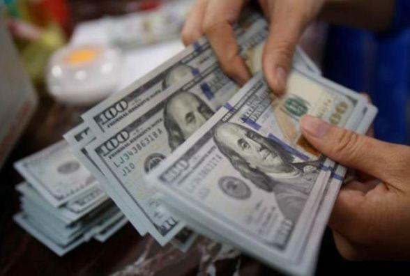 Курс валют на 7 листопада: долар і євро подешевшали
