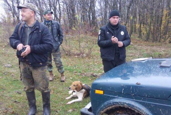 У Новоушицькому районі спіймали двох браконьєрів