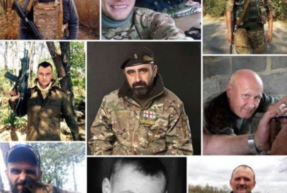 Список загиблих у жовтні українських військових: боєць із Хмельниччини наймолодший