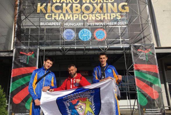 Хмельничанин став призером чемпіонату світу з кікбоксингу