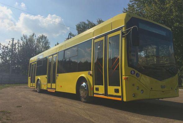 Парк хмельницького «Електротрансу» поповниться білоруськими тролейбусами
