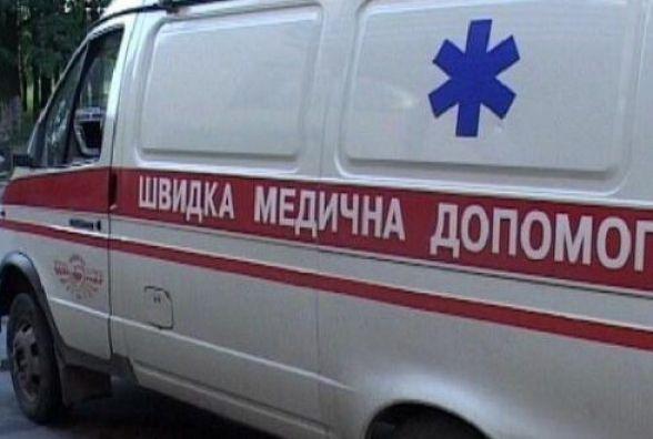 Пішохід, якого збила вантажівка на Львівському шосе, у реанімації