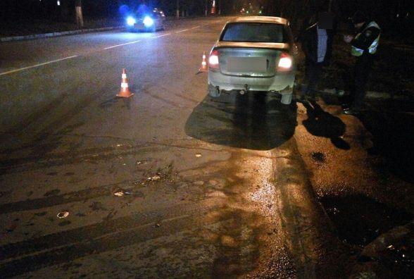 На Тернопільській під колеса авто потрапила 62-річна жінка