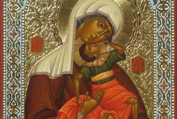 """20 листопада - ікони Божої матері """"Взиграніе"""". У цей день вагітним слід  уникати сварок"""
