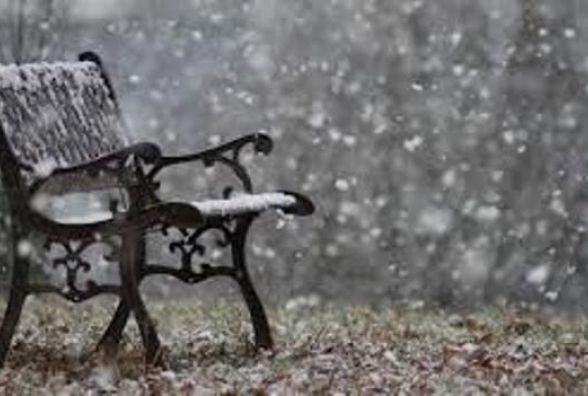 Хмарність і сніг: погода у Хмельницькому на понеділок, 20 листопада