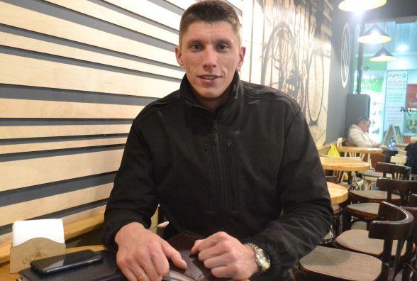 Найвищий поліцейський Дмитро Міхалець розповів про хобі, зарплату і чому повернувся в Хмельницький