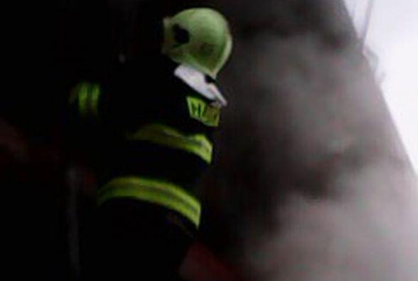 47-річний мешканець Ізяслава ледь не згорів у власному будинку