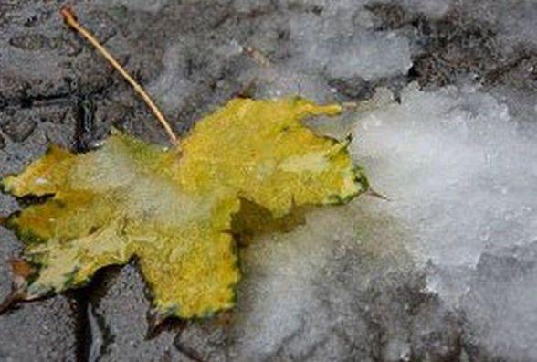 Сонце та сніг з дощем: погода на вихідні у Хмельницькому буде мінливою