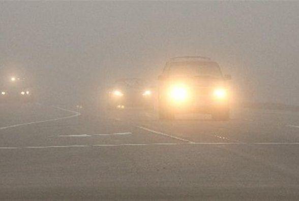 """Густий туман """"накриє"""" Хмельницьку область: на дорогах слід бути уважнішими"""