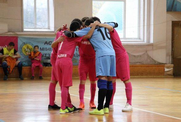 Хмельничани здобули четверту перемогу в юнацькій Екстра-лізі