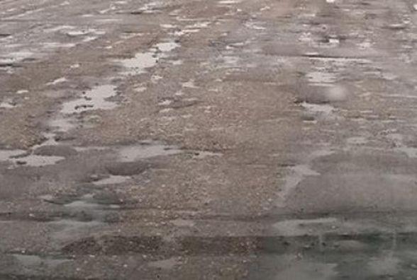 У влади просять відремонтувати дорогу по провулку Тракторному