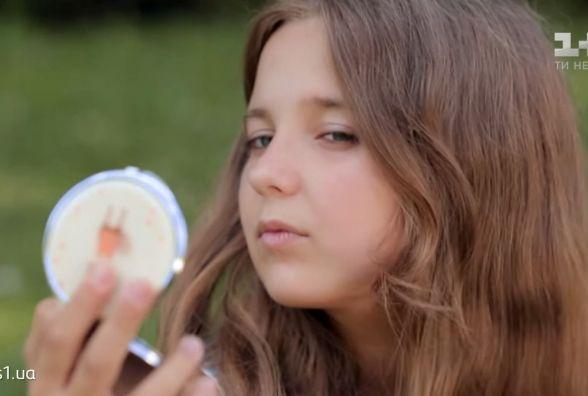«Відрізала собі волосся, щоб заплатити кредит»: 11-річна хмельничанка вразила відвертою історією на «1+1»