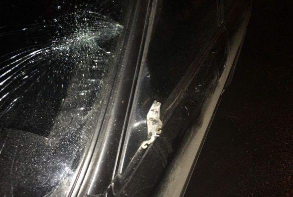 На Чорновола водій Honda збив 10-річну дівчинку
