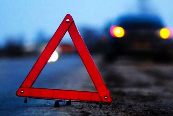 """На Курчатова """"ВАЗ"""" протаранив """"Audi"""" і втік: поліція шукає винуватця ДТП"""