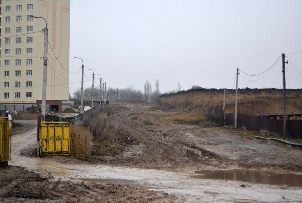 Озерну і Старокостянтинівське шосе з'єднають новою дорогою