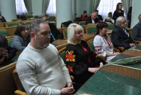Хмельницькі волонтери отримали відзнаки за свою діяльність