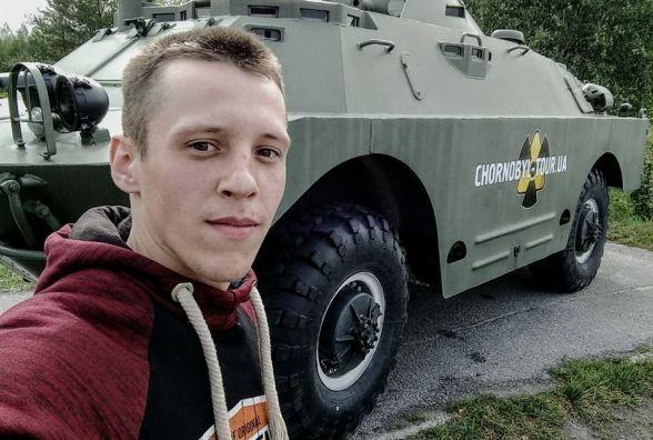 Завтра, 6 грудня, у Кам'янці прощатимуться з 22-річним Олександром Горним