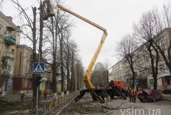 На одній із вулиць Хмельницького обмежать рух на 9днів